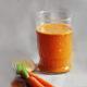 centrifugato ananas carote
