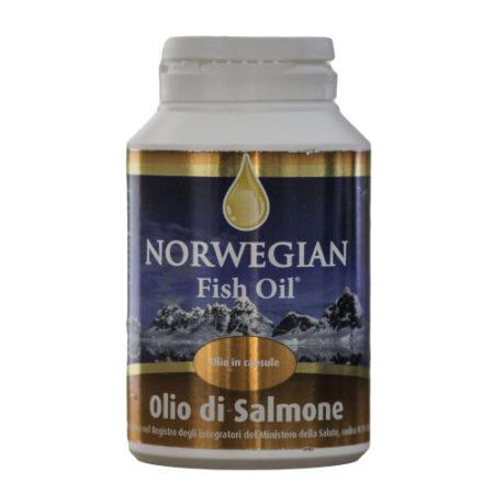 olio di salmone capsule