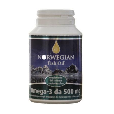 omega-3 in capsule