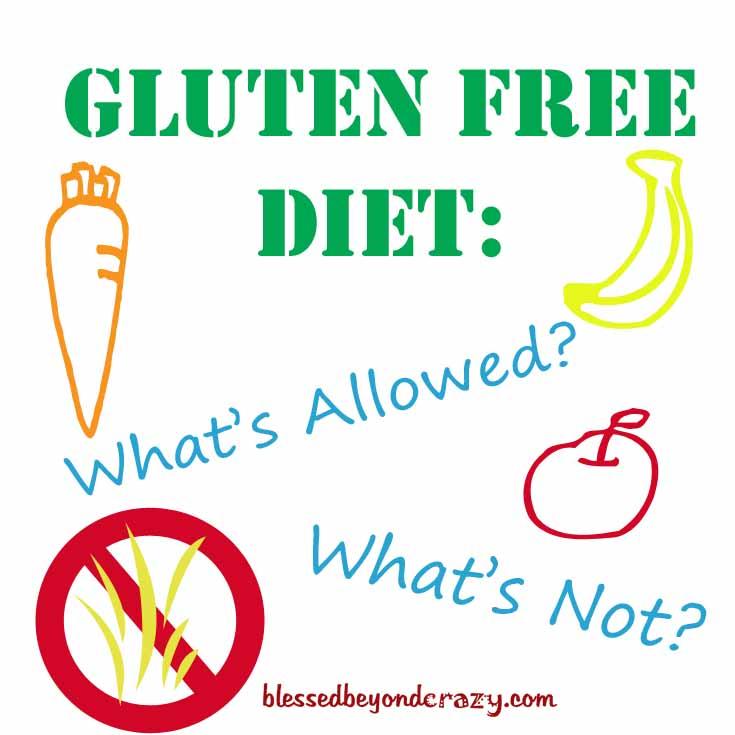 dieta gluten-free