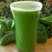 estratto verde