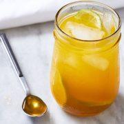 tè freddo zenzero