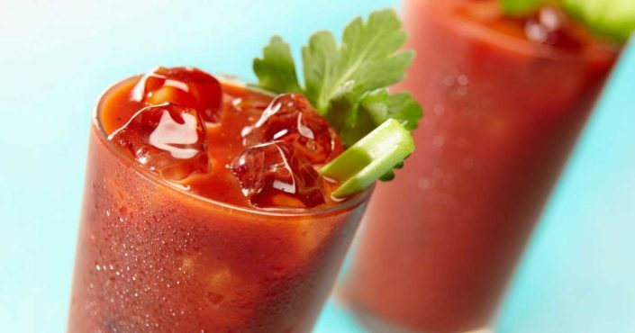 bloody mary analcolico