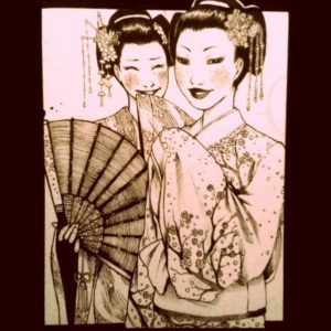donne giapponesi