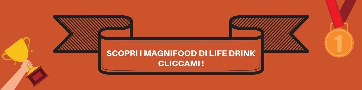 pozione di vita life drink magnifood